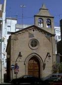 Iglesia de El Saler que data de principios de siglo XX.